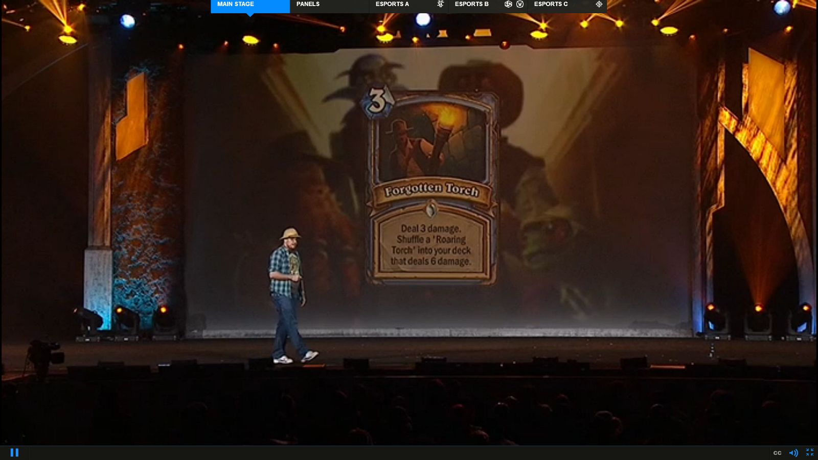 BlizzCon 2015 : Panel sur The League of Explorers