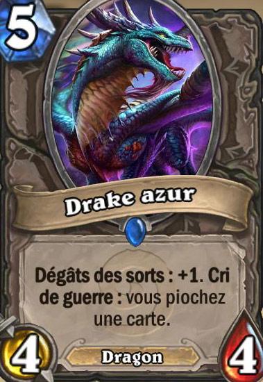 Azure Drake - Hearthstone Wiki
