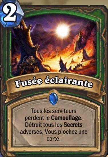 Fus U00e9e  U00e9clairante - Carte Hearthstone - Hearthstone