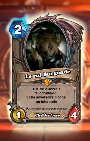 Fun card réalisée par Bazy.