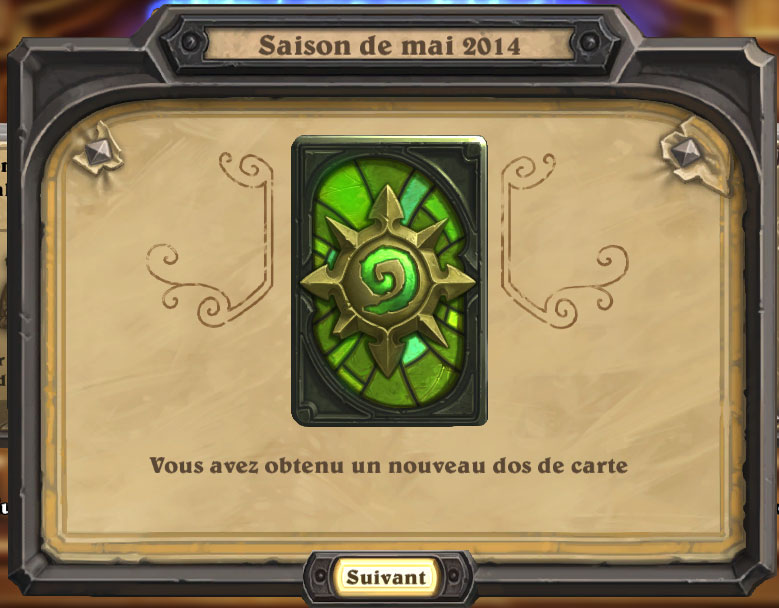 Screenshot de Hearthstone: Heroes of Warcraft.